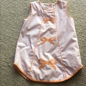 Beaufort Bonnet Apron Dress